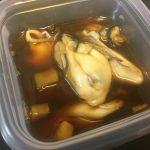 牡蠣の辛煮